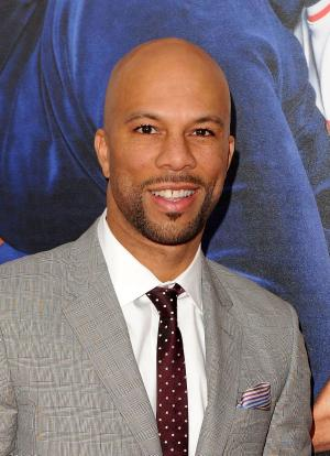 "Common at the New York premiere of ""Just Wright."""