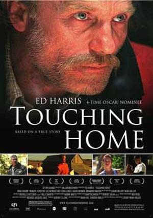 """Poster art for """"Touching Home."""""""