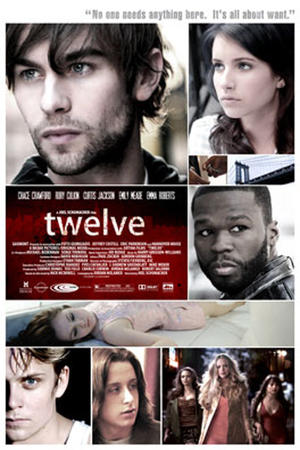 "Poster art for ""Twelve"""
