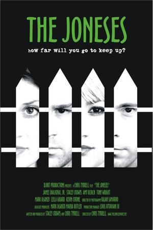 """Poster art for """"The Joneses"""""""