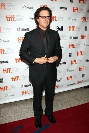 """Director Davis Guggenheim at the Canada premiere of """"Waiting For Superman."""""""
