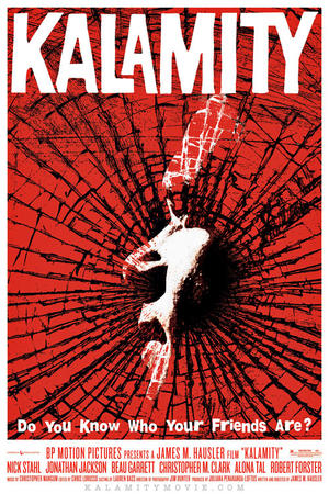 "Poster art for ""Kalamity"""