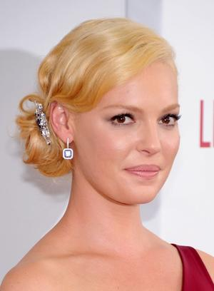 """Katherine Heigl at the New York premiere of """"Life As We Know It."""""""