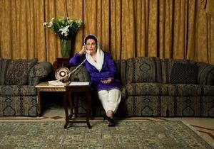 "Benazir Bhutto in ""Bhutto."""