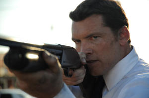 "Sam Worthington stars in Anchor Bay Films' ""Texas Killing Fields."""