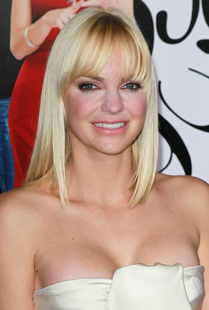 """Anna Faris at the California premiere of """"What's Your Number?"""""""