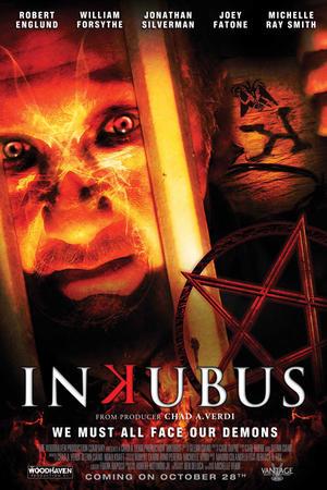 """Poster art for """"Inkubus."""""""