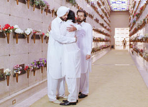 """A scene from """"I Am Singh."""""""
