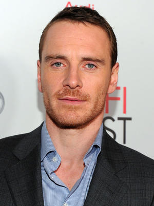"""Michael Fassbender at the California premiere of """"Shame (2011)"""" during the AFI FEST 2011."""