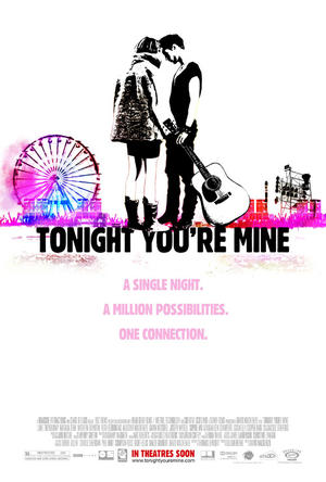 """Poster art for """"Tonight You're Mine."""""""