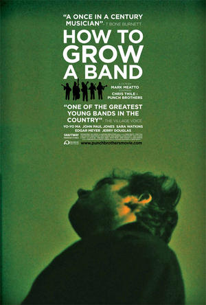 """Poster art for """"How to Grow a Band."""""""