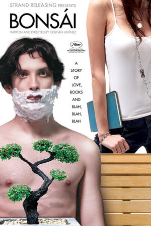 "Poster art for ""Bonsai."""