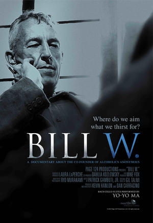 "Poster art for ""Bill W."""