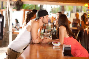 "Ryan Guzman and Kathryn Mccormick in ""Step Up: Revolution."""