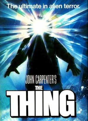"""Poster art for """"Alamo Drafthouse & Fandango Present – The Summer of 1982: The Thing."""""""