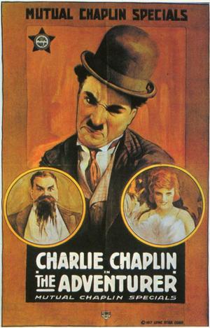 """Poster art for """"Silent Comedy Short."""""""
