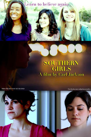 """Poster art for """"Southern Girls."""""""