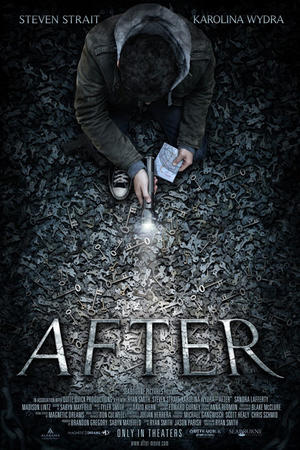 """Poster art for """"After."""""""