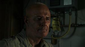 "Jude Ciccolella as Everett Hutchins in ""Serving Up Richard."""