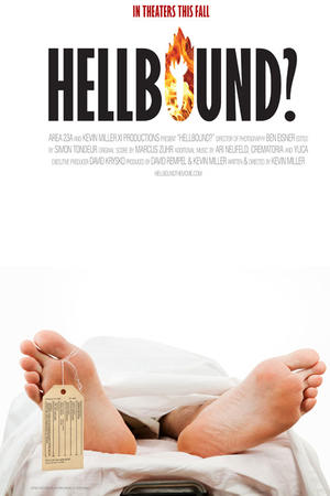 """Poster art for """"Hellbound?"""""""