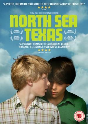 """Poster art for """"North Sea Texas."""""""