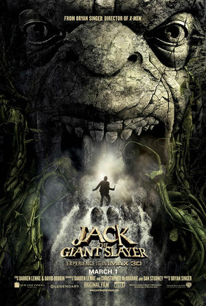 "Poster art for ""Jack The Giant Slayer: An Imax 3D Experience."""