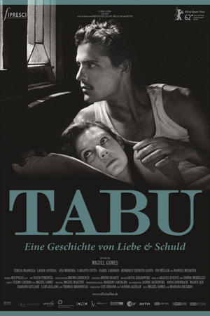 "Poster art for ""Tabu."""