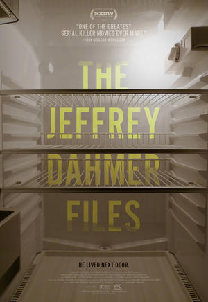 """Poster art for """"The Jeffrey Dahmer Files."""""""