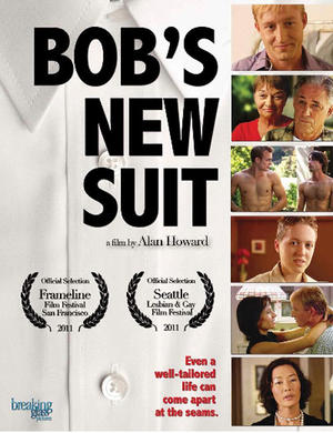 "Poster art for ""Bob's New Suit."""