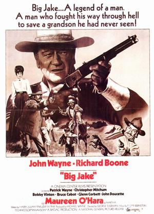 "Poster art for ""Big Jake."""