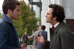 "Jake Gyllenhaal and Mark Ruffalo in ""Zodiac."""