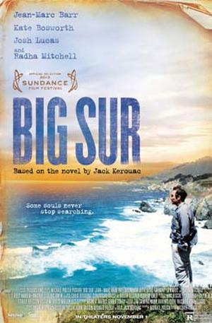 "Poster art for ""Big Sur."""