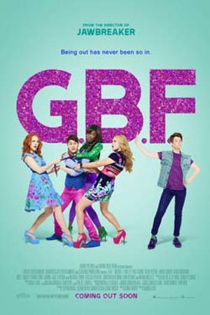 """Poster art for """"G.B.F."""""""