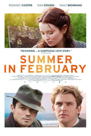 "Poster for ""Summer in February."""