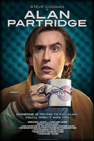 "Poster art for ""Alan Partridge"""
