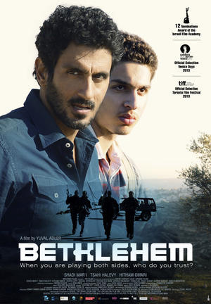 "Poster art for ""Bethlehem."""