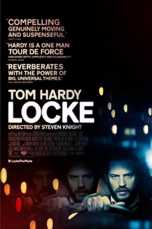 """Poster art for """"Locke"""""""