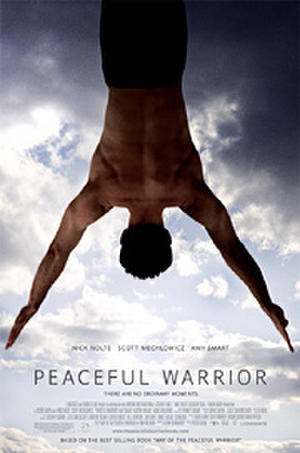 """Poster art for """"Peaceful Warrior."""""""