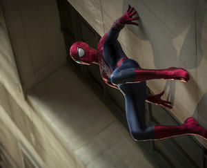 Check out all the amazing photos of the web-slinger in 'The Amazing Spider-Man 2'