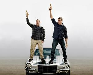 "Jonah Hill and Channing Tatum in ""22 Jump Street."""