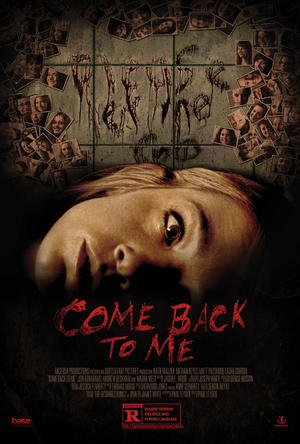 "Poster art for ""Come Back To Me."""