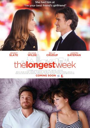 """Poster art for """"The Longest Week."""""""