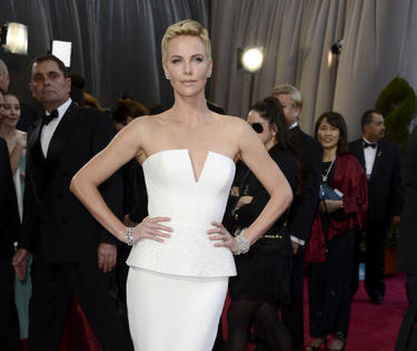 <p> 2013 Oscars Red Carpet</p>