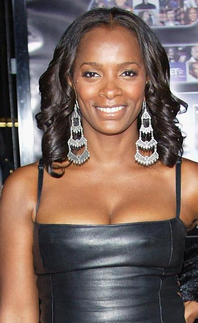 Vanessa Bell Calloway at the BET 25th Anniversary Show.