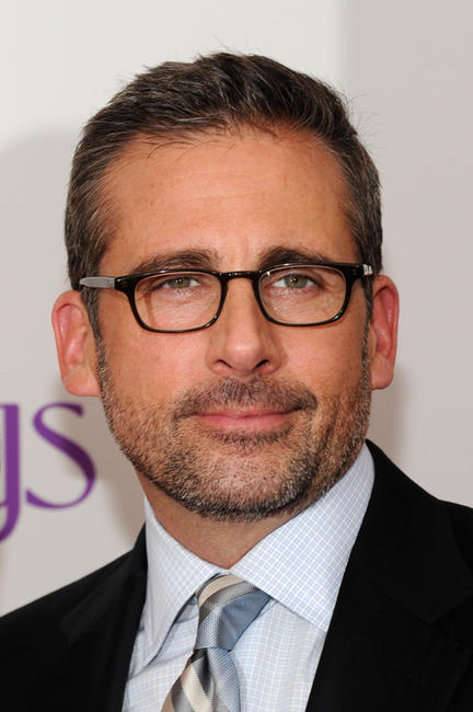 Steve Carell at the New York premiere of