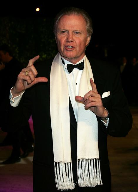 John Voight at the 2007 Vanity Fair Oscar Party.