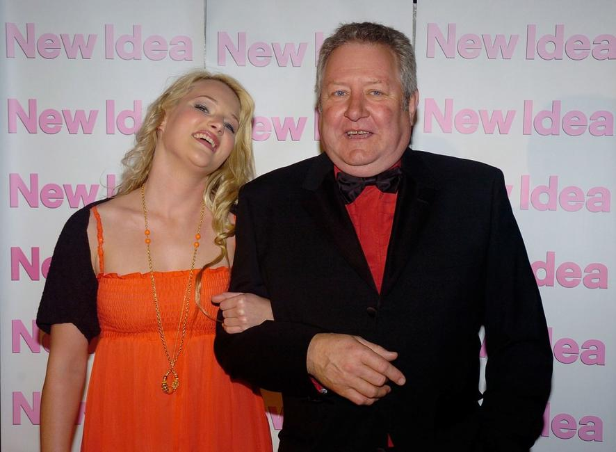 John Wood and wife at the Dancing With New Idea Party.