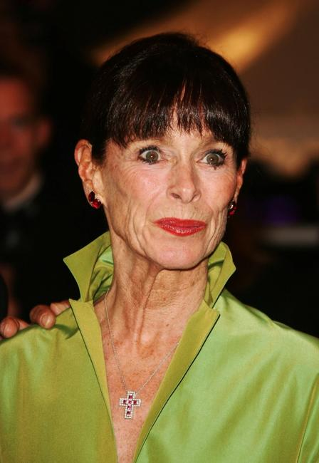 Geraldine Chaplin at the premiere for