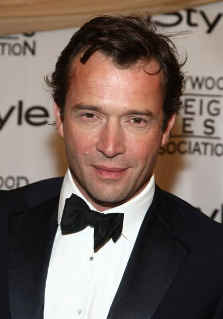 James Purefoy at the InStyle and HFPA Toronto Film Festival party.