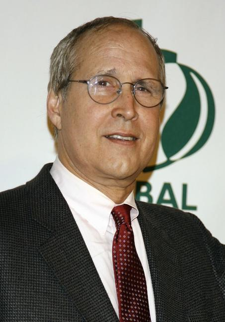 Chevy Chase at the Global Green USA 3rd annual pre-Oscar party held at the Avalon Hollywood.